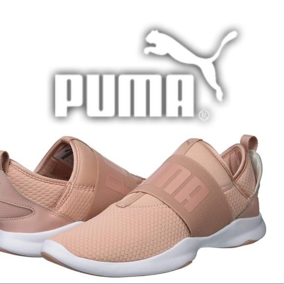 Puma Womens Dare Wns En Pointe Sneaker